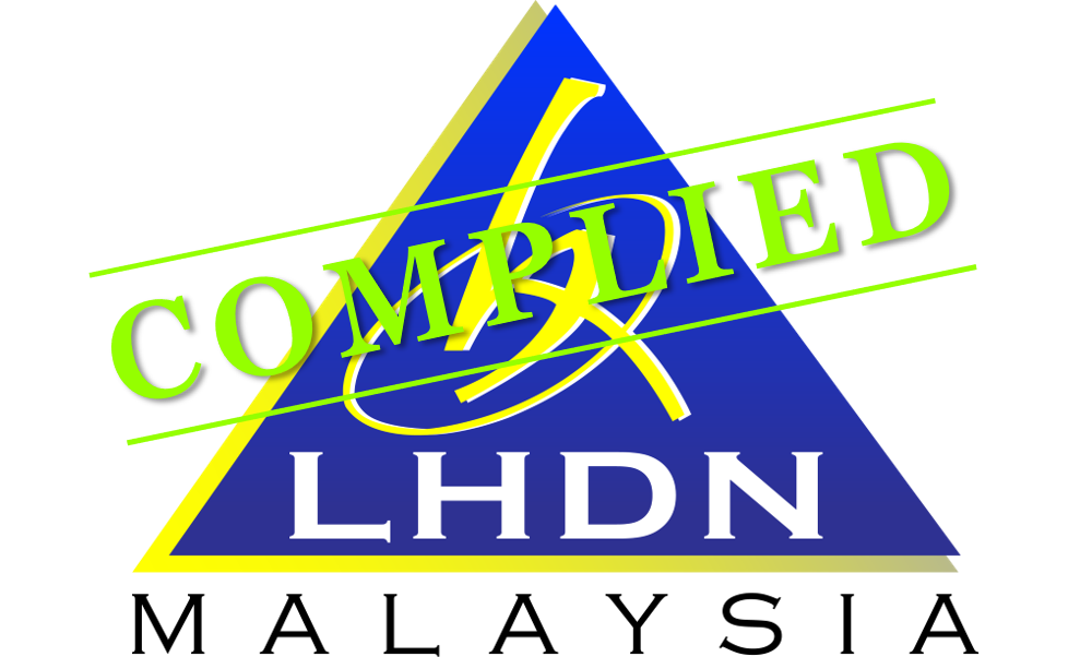 LHDN Complied